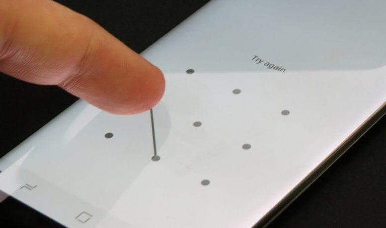 Графический ключ: как разблокировать телефон, не зная кода