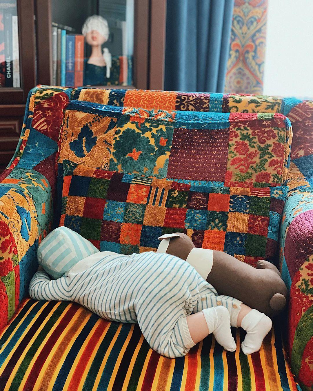 «Мимишечка славный такой!»: Татьяна Брухунова опубликовала свежее фото сына от Евгения Петросяна